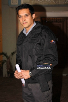 Jimmy Shergill on the sets of Taarak Mehta Ka Ooltah Chashmah