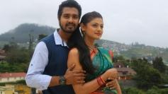 Kandha and Jayati Guha still from Angusam