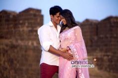 Karan Rao and Madhurima in Kannada Movie Savari 2