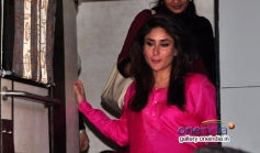 Kareena Kapoor snapped at Mehboob Studio Bandra