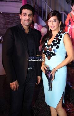 Krishika Lulla at first look launch of film Desi Magic