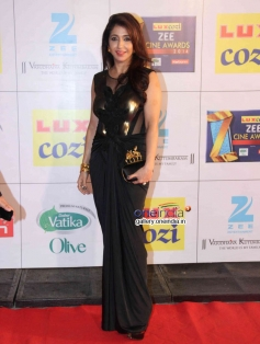 Krishika Lulla at Zee Cine Awards 2014