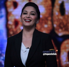 Madhuri Dixit promote Gulaab Gang on Boogie Woogie