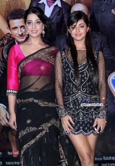 Mahi Gill and Meera Chopra at Gang Of Ghosts music launch
