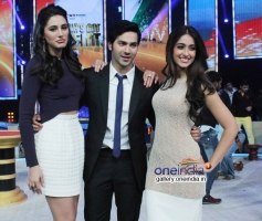 Main Tera Hero film stars on India's Got Talent 5
