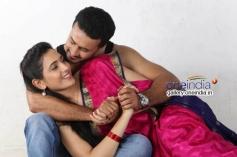 Maitriya and Dhanush in Kannada Movie Namasthe India