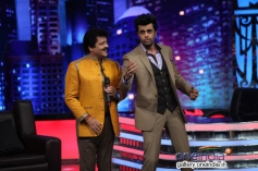 Mika Singh & Manish Paul on Mad In India