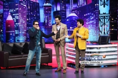 Mika Singh & Udit Narayan together on Mad In India
