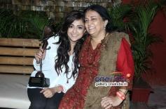Monali Thakur at Nagesh Kukunoor's film Lakshmi success bash