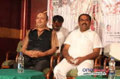 Narayana Gowda at Chaturbhuja Movie Audio Release
