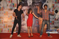 Nushrat Bharucha performs during Darr At The Mall promotion at R City Mall