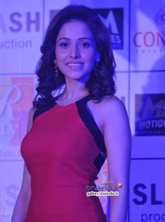 Nushrat Bharucha poses during Darr At The Mall promotion at R City Mall