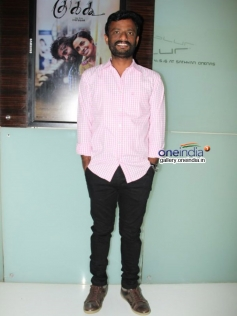 Pandiraj at Cuckoo audio launch