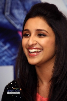 Parineeti Chopra promote her film Hasee Toh Phasee in Delhi