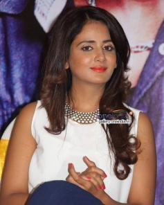 Parul Yadav at Shivajinagara Movie Press Meet