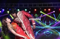 Pranitha and Upendrain Kannada Movie Brahma