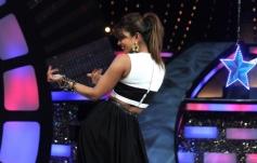 Priyanka Chopra performs on sets of DID season 4