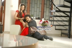 Priyanka Upendra and Ravichandran in Crazy STAR