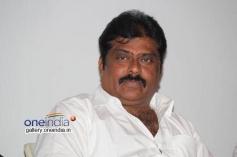 Producer K Manju at Rudra Tandava Movie Press Meet