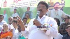 R Ashok Addressing the Gathering