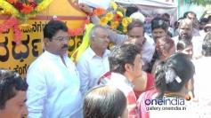R Ashok, Rama Linga Reddy, Anirudh & Anant Kumar inaugurated the Road