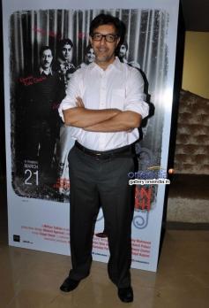 Rajat Kapoor  at Ankhon Dekhi film trailer launch