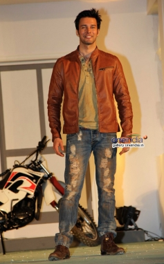 Rajneesh Duggal at Fear Factor Khatron Ke Khiladi 5 press conference