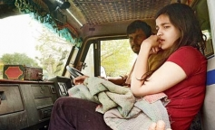 Randeep Hooda and Alia Bhatt still from film Highway