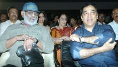 Balu Mahendra with Kamal Hassan
