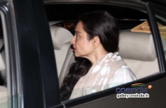 Rekha at Highway special screening