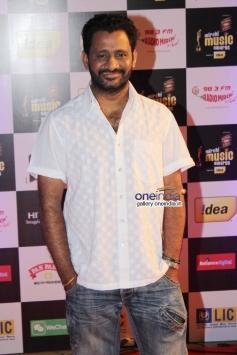 Resul Pookutty at Mirchi Music Awards 2014