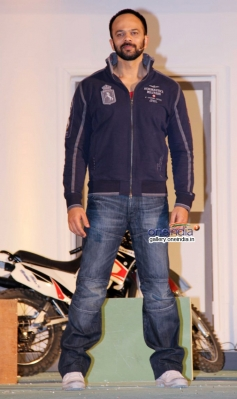 Rohit Shetty at Fear Factor Khatron Ke Khiladi 5 press conference