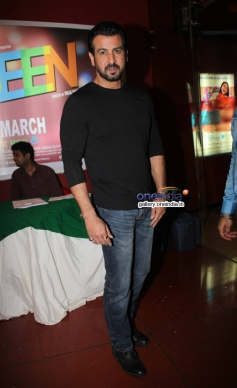 Ronit Roy at Jal film trailer launch