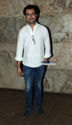 Sahil Sangha at Shaadi Ke Side Effects special screening