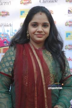 Saindhavi at 7th Year Edison Awards 2014