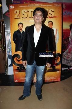 Sajid Nadiadwala at 2 States trailer launch