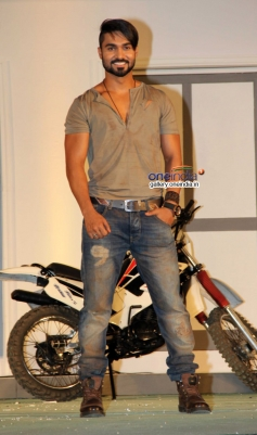 Salman Yusuff Khan at Fear Factor Khatron Ke Khiladi 5 press conference