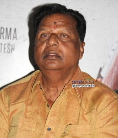 Sandesh Nagaraj at Airavata Movie Press Meet