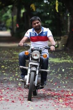 Sasi Kumar still from film Bramman