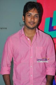 Sathish Krishnan at Damaal Dumeel audio launch