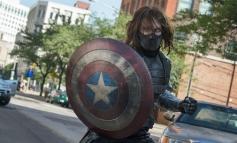 Sebastian Stan still from film Captain America The Winter Soldier