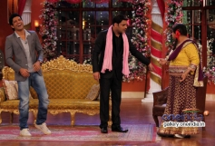 Shaadi Ke Side Effects promotion on Comedy Nights with Kapil
