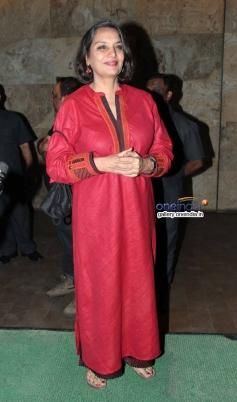 Shabana Azmi at Shaadi Ke Side Effects screening