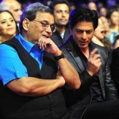 Shahrukh Khan at Mirchi Music Awards 2014