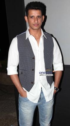 Sharman Joshi at Gang Of Ghosts music launch