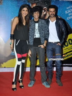 Shilpa Shetty and Harman Baweja at launch of song Tu Mere Type Ka Nahi Hai from film Dishkiyaoon