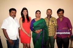 Shruti, Sayali Bhagat at Home Stay Film Press Meet