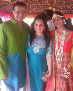Siddharth Kannan and Neha Agarwal wedding