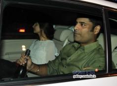 Sikandar Kher at Abhishek Bachchan 38th birthday bash