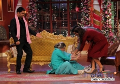 SKSE film promotion on the sets of Comedy Nights with Kapil